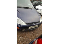 Ford Forcus 1.8 i 16v Zetec 5dr