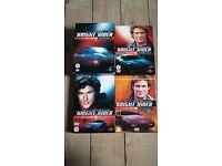Knightrider DVD boxsets - seasons 1 to 4