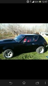 1974 gremlin x pulse cash trade for Harley