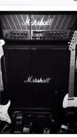 Marshall Mode 4 MF350 head and cab