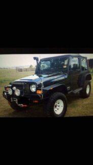 Jeep Wrangler 65th anniversary (2006)