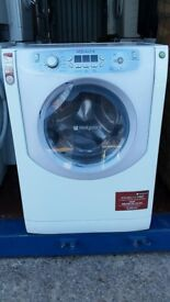 'Hotpoint Aqualtis' Digital Washing Machine - Excellent condition / Free local delivery and fitting