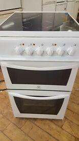 Indesit Ceramic Hob Cooker 50cm
