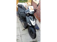 Kymco agility 50cc (spares or repair)
