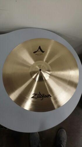 """Zildjian A Series 21"""" Sweet Ride **MINT CONDITION** A0079"""