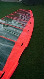 2014 Severne Raceboard 9.5 Sail Manly Brisbane South East Preview