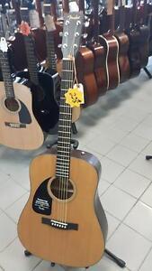 Gauchère Fender CD100LH *neuve 0961534021  Lefty