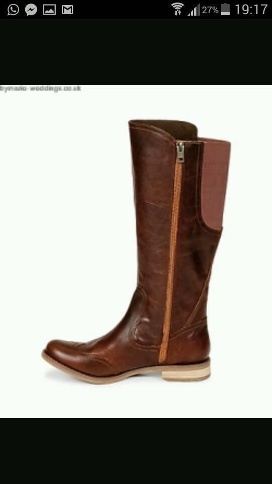 Timberland riding boots Size 5