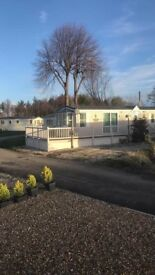 SITED STATIC CARAVAN / MOBILE HOME