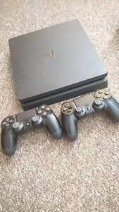 1 Terabyte Playstation & Controllers plus games Kalamunda Kalamunda Area Preview