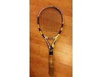 Tennis racket - Babolat AeroPro Drive, Rafa Nadal racket, grip 5, with case