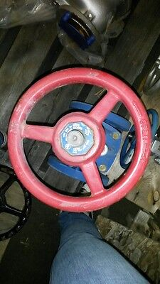 Nibco F607-rw 4 Flanged Water Fire Main Gate Valve