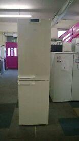 white bosch frost free fridge freezer