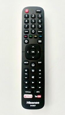 Hisense Genuine TV Remote controller EN2B27 - Quick Delivery - AUS stocks