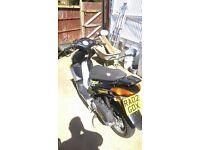 Honda x8r-x 50cc moped