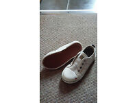 baby boy shoes Next and Converse