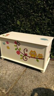 Wanting to buy a toy box ASAP! Glamorgan Vale Ipswich City Preview