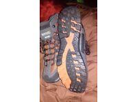 Regatta Walking / Working boots Size 10