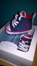 Ralph Lauren Shoes Never Worn