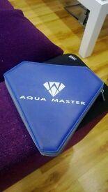Aqua Master Chronograph 23.56 ct Diamond Masterpiece Watch - Stainless Steal