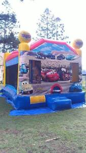 Cars combo castle for hire Dakabin Pine Rivers Area Preview