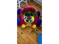 Baby K's Kids Jumbo Go Go plays music, car ignition etc £40 ono will consider reasonable offers