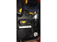 Sealey cordless hammer drill/driver