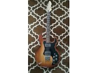 electric guitar peavey T 60 USA vintage guitar used. great condition. original hardcase included