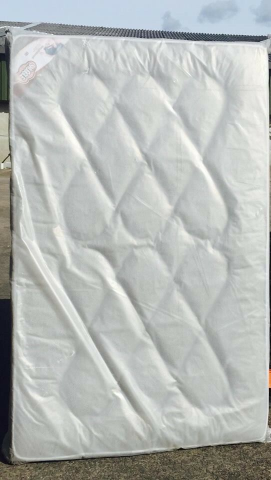 Snuggle Damask Quilt Small Double 4FT Mattress BRAND NEW PACKAGED COLLECTION WSM