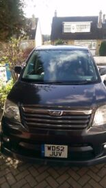 8 Seater Toyota Noah For Sale