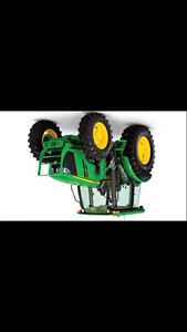 WANTED ROTOTILLER FOR TRACTOR