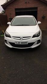 Vauxhall Asta Limited Edition 1.7 2014 Low Mileage