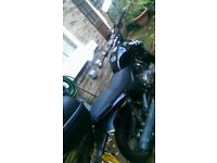 Lexmoto assault 125cc 16 plate