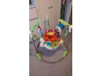 Baby Bouncer / Jumperoo / Play Mat / InnoSense Steriliser with Bottles / Bath Seat / GroEgg