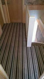 Carpets & vinyls fitting