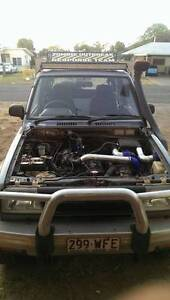 1992 Daihatsu Feroza supercharged. Rebuild. Accessories. Spares. Townview Mt Isa City Preview
