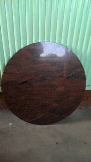 Round Granite Table Top Whalan Blacktown Area Preview
