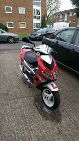 2007 Peugeot Speedfight 2 100cc A/C - NEW MOT/NEW TAX