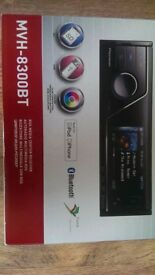 Pioneer mp3,SD USB BLUETOOTH HANDS FREE and pioneer speakers