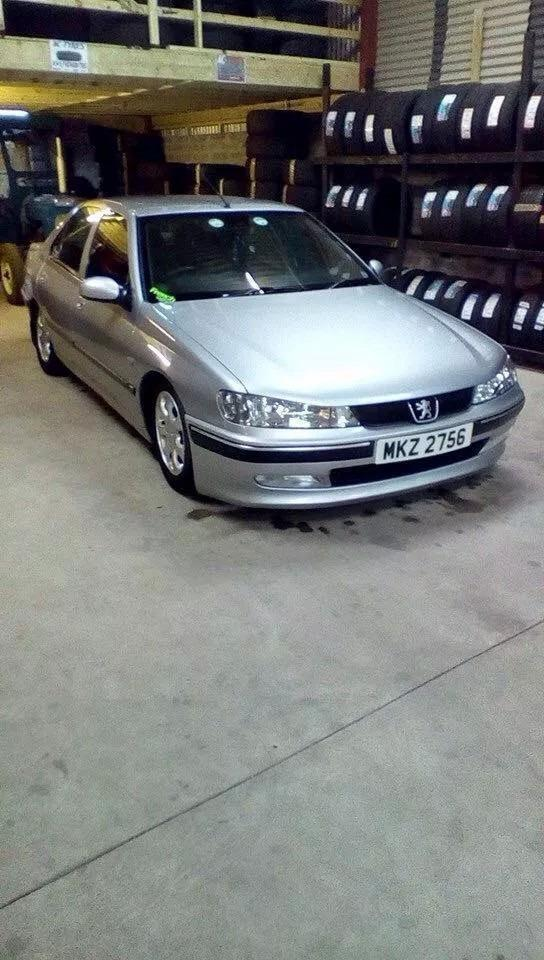 peugeot 406 2 0 hdi gtx 110 in ballymoney county antrim gumtree. Black Bedroom Furniture Sets. Home Design Ideas