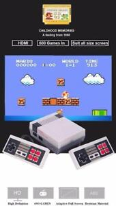 HD MINI NES  600 Classic  Games Console (Free Shipping)