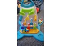 Fisher Price Electronic Activity Centre - As new