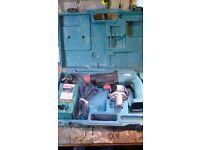 Makita 12v 3ah SDS drill HR 160 D