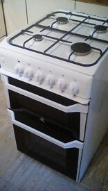 Gas Cooker 50cm wide.