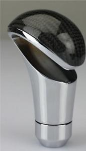 Universal Real Carbon Fiber Aluminum Gear Stick Shift Knob Mountain Creek Maroochydore Area Preview