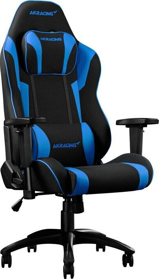 AKRACING Core EXSE Gaming Stuhl Schwarz Blau