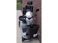 Mobility Scooter Quingo Toura 2 ***Oxford heated Grips***
