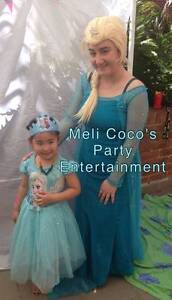 FROZEN THEME PARTY ! with ELSA , ANNA & OLAF ! Sydney Region Preview