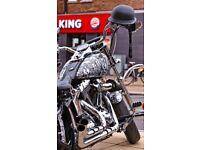 Harley Davidson 1584cc