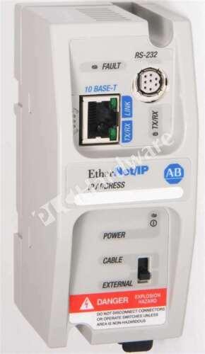 Allen Bradley 1761-NET-ENI /A EtherNet Interface SLC 500 FRN 1.02